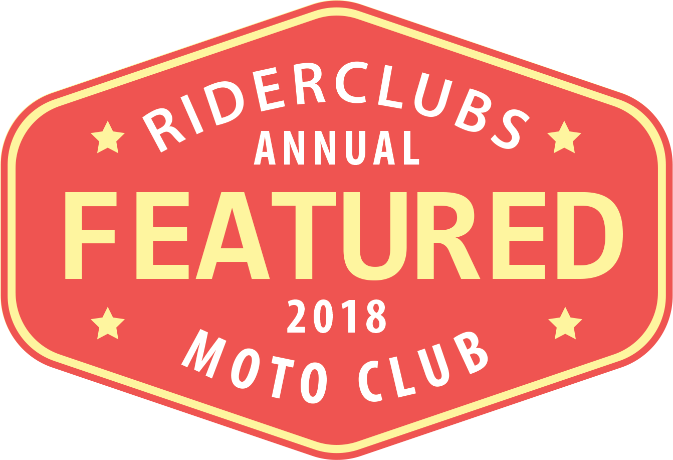 RiderClubs.com Featured Club Badge
